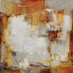 """Barranca IV----48"""" x 48""""----Acrylic on Canvas"""