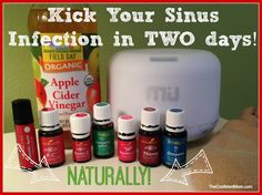 Young Living Essential Oils: Sinus Infection