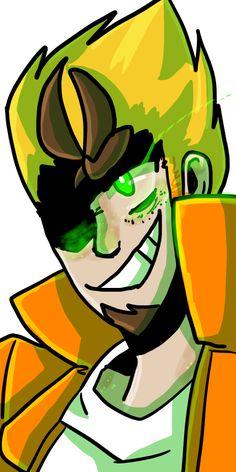 green eyed monster by pokeytard