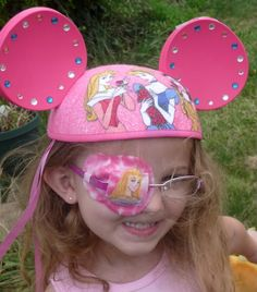 Amblyopia Kids Network | Adventures in Amblyopia (Lazy Eye): Patches from Munchkins eye Patches eBay store