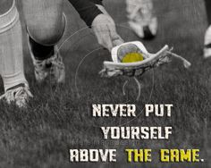 "Girls Lacrosse ""Above the Game"" Poster #lacrosse #lacrossequote #girlslacrosse"