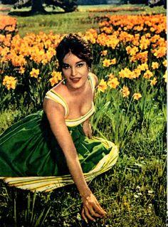 "¤ Dalida ¤ """" Adonis  """" ¤ 1959 ¤"