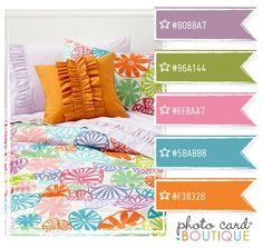 Sunny and Summery Color Crush Palette · Design Seeds, Colour Schemes, Color Combinations, Cool Color Palette, Colour Board, Color Stories, Color Inspiration, Color Splash, Paint Colors
