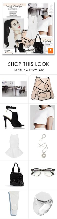 """Popmap49"" by sneky ❤ liked on Polyvore featuring Billini, Lara Bohinc, Tom Wood and popmap"