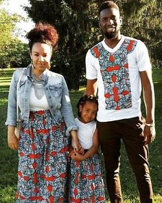 The Best Family Ankara Styles Mix Looking for the best ankara outfit that will be ok for your family? worry no more because we here at ANKARA XCLUSIVE gathered some lovely family collections of ankara styles. African Dresses For Women, African Attire, African Fashion Dresses, African Wear, African Women, African Outfits, Ankara Fashion, African Style, African Fashion Designers