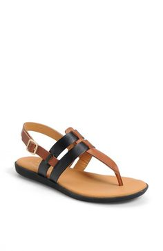 Walking sandal - Kork-Ease® 'Amara' Sandal (Women) available at #Nordstrom