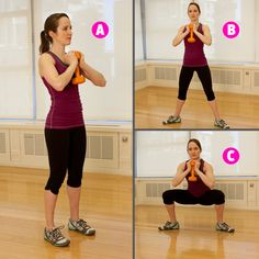 5 Moves to Sculpt Your Butt and Thighs Get a tight tush and thighs in just five exercises