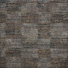 Hollytex Modular Surrey x Carpet Tile in Bramley Basement Floor Plans, Basement Stairs, Basement Flooring, Flooring Ideas, Carpet Squares, Stair Railing, Railing Ideas, Carpet Tiles, Brown And Grey