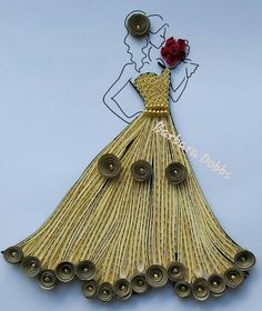 #quilling Arte Quilling, Quilling Paper Craft, Paper Crafts, Quilling Tutorial, Hobbies And Crafts, Diy And Crafts, Arts And Crafts, Quilling Patterns, Quilling Designs