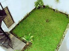 Hasil gambar untuk taman di lahan sempit