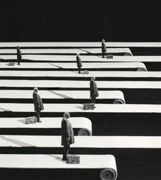Gilbert Garcin photography