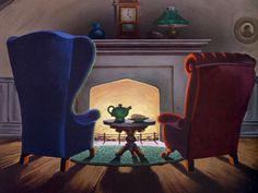 The Adventures Of Ichabod And Mr. Toad, 1949