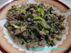kinunot+%281%29_timestamp.JPG (1600×1200)    Kinunot na Pagi (Spicy Stingray Cooked in Coconut Milk) usually mixed with malunggay leaves is a popular dish in Samar.