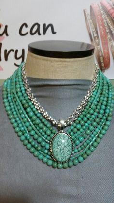 Premier Designs Acapulco and Cozumel necklaces!