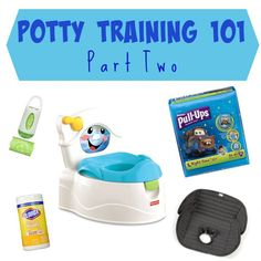 Potty Training 101 | Part Two | Southern Made Blog