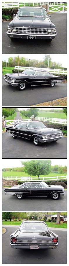 1961 Ford Starliner..Re-pin brought to you by agents of #carinsurance at #houseofinsurance in Eugene, Oregon