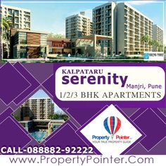 Kalpataru Serenity by Kalpataru Group is recently propelled property; it offers a ton of new elements or offices to the private property seekers in Pune. Situated at Manjri area, Kalpataru Serenity Pune offers dynamite network with all the real points of interest of the city of Pune. For more details visit at - http://www.propertypointer.com/kalpataru-serenity/manjri/pune