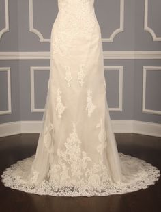 Ines Di Santo Ethany Discount Designer Wedding Dress