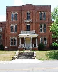 abandoned mental hospital in Georgia- i think i spent the last 25 years here