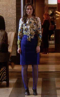 Blair Waldorf Outfits, Blair Waldorf Stil, Estilo Blair Waldorf, Blair Waldorf Gossip Girl, Gossip Girls, Gossip Girl Outfits, Gossip Girl Fashion, Blair Fashion, Fashion Tv