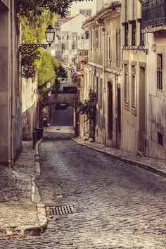 Lisbon, #Portugal Strolling down the lanes of the city, surprises everywhere.