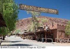calico ghost town barstow california | Barstow, California - Calico Ghost Town, an 1880s silver mining town ...