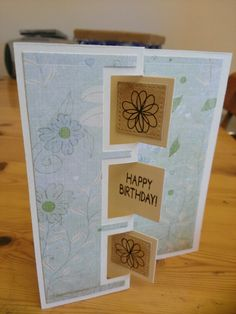 Square Flip-It Card