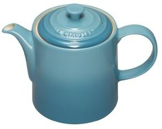 Le Creuset Teal Grand Teapot - very hard to find