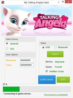 My Talking Angela Hack Cheats Tool is one of the best software that is used to provide you Unlimited Diamonds and Coins. This software can hack any version of My Talking Angela game. You can use these resources to unlock all the features in the game and get unlimited fun. By using this software many …