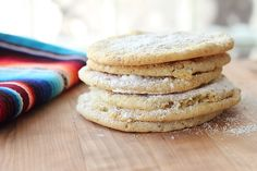 Lunchbox Horchata Cookies
