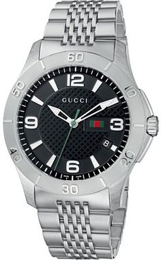 65eced7000b Authorized Gucci watch dealer - Mens Gucci G-Timeless