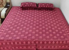Our Exclusive range of 100% cotton, hand made bedsheets Diy Home Crafts, Bed Sheets, Mattress, Range, Cotton, Handmade, Furniture, Home Decor, Cookers