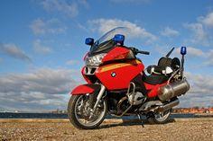 Presas obligan a bomberos a pensar en motos y nuevas estaciones