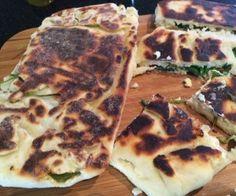 Gluten Free Turkish Gozleme - Well And Good Blog, use lactose-free Yoghurt