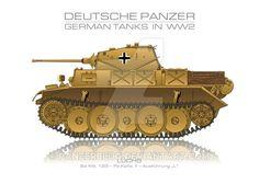Sd. Kfz. 123 - German tank - Panzer by panzerblog.deviantart.com on @DeviantArt