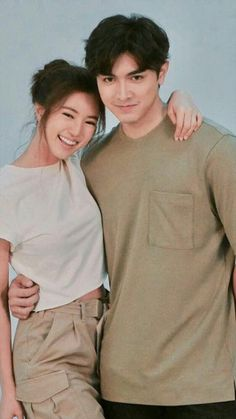 Brother Sister Photos, Chines Drama, Cute Love Couple, Ulzzang Couple, Thai Drama, Nice Body, Celebrity Crush, Tv Series, It Cast