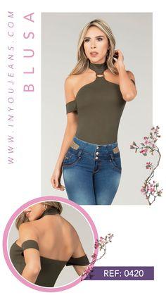 Las blusas nos diferencian por nuestra calidad y diseños. Conoce más de estos hermosos diseños con la marca número uno en Colombia. Fitbit, Fashion, Athletic Wear, Feminine Fashion, Women, Moda, Fashion Styles, Fashion Illustrations