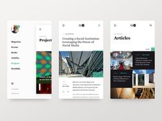 Working on a redesign of the mobile focused site for an independent thinktank for museum and heritage professionals. Premium exhibition related content written by Museum professionals, magazine, bo...