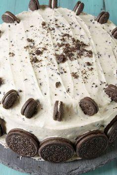 Oreogasm Cake Takes Cookies N' Cream To The Extreme  - Delish.com