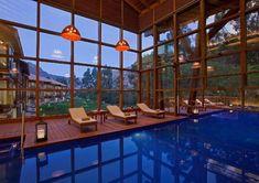 10 piscinas internas incríveisURUBAMBA ,PERU