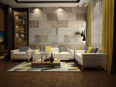 Inspired Image of Living Hall Wall Design. Living Hall Wall Design Best Wall Tiles For Living Room Saura V Dutt Stones Ideas Of