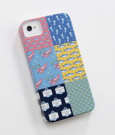 Patchwork iPhone Case is back! Use code: ckvvhq12 for 25% off the entire vineyard vines site! Friends and family sale ends Monday