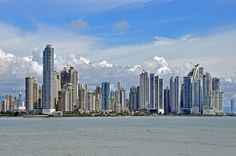 Panama City, Republic of Panama, is becoming an economic power (or the home of the next Ponzi scheme).Feb 2012