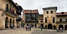 Cantabria y Asturias desde un Multipla