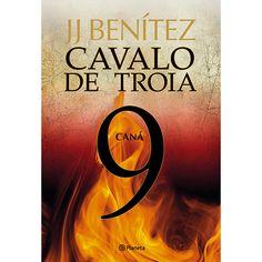 (PG) Livro - Cavalo de Troia 9: Caná