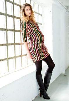 Fragile Feminine dress, print
