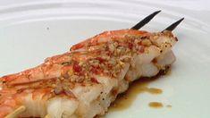 Scampi på grillen Scampi, Shrimp, Seafood, Meat, Crickets, Sea Food