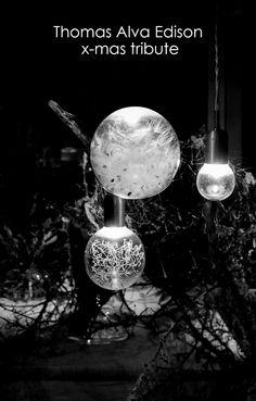 x-mas tribute - Thomas Alva Edison Alva Edison