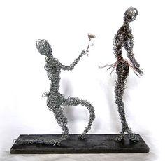 ...la personale di Marianna Andolfi su Art Open Space; lasciatevi stupire dalle sue sculture. http://www.artopenspace.it