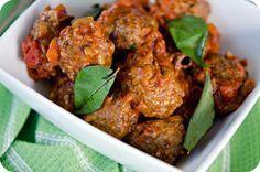 Spicy Ostrich Mince Kofta Curry, a spin on Rick Stein's Beef Kofta Curry